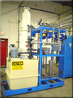 Hi-Tech Furnace Systems,Inc  - wet scrubbers for HF and HCl